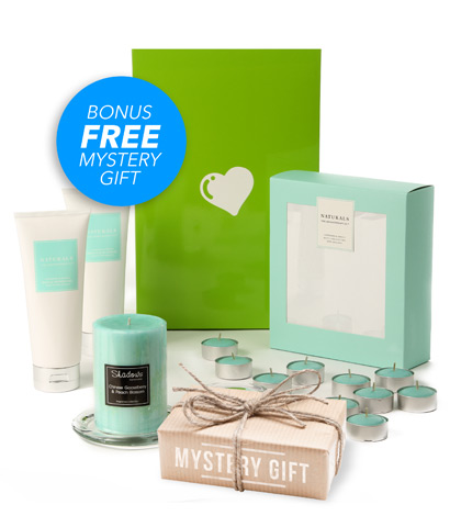Peaceful Pamper Pack